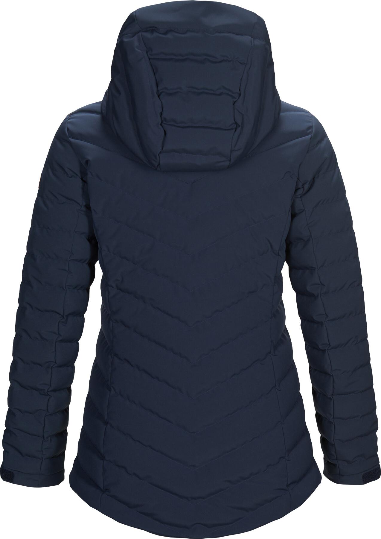 frost jacket skijakke dark teal 44c45d2cc65